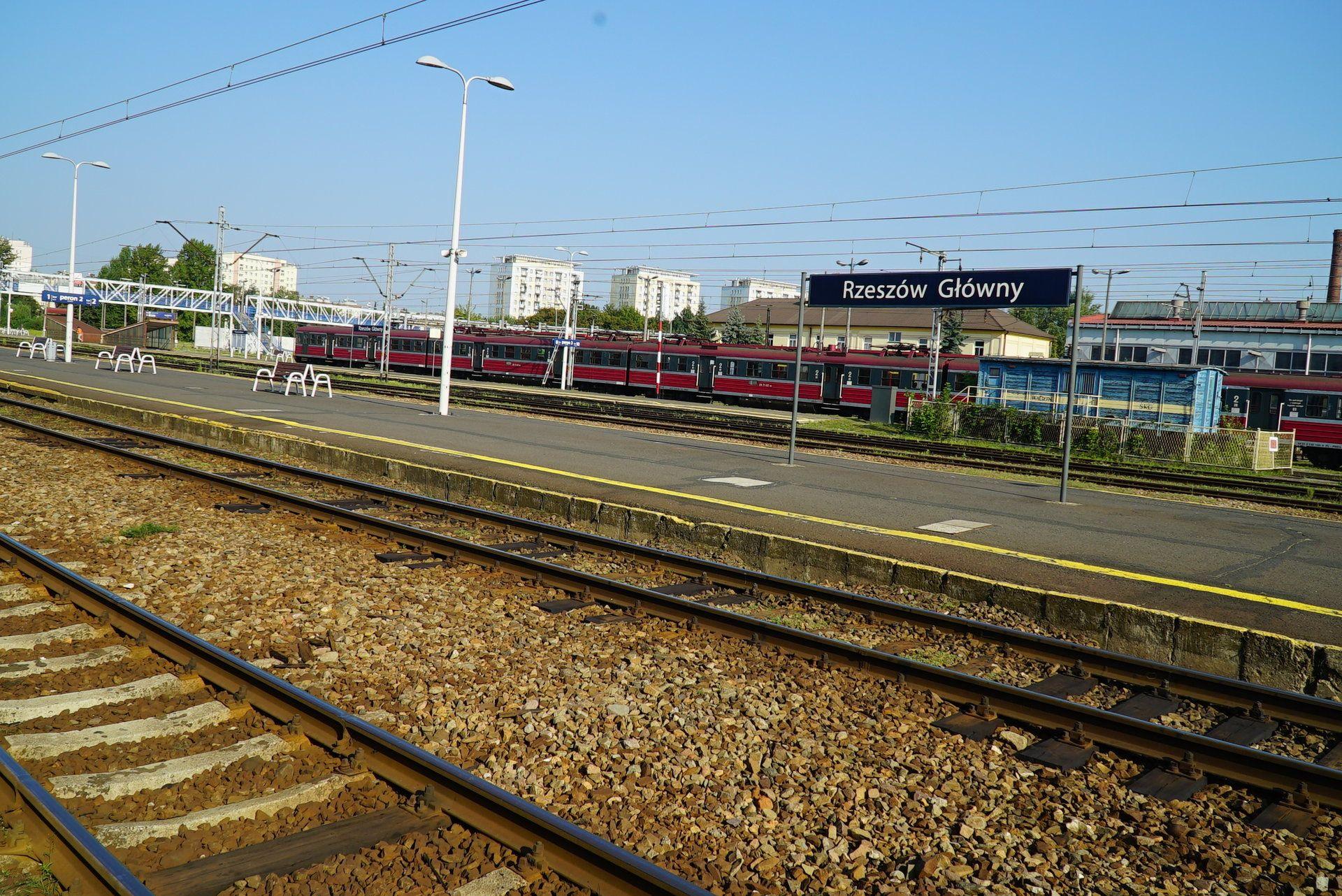 Stacja Rzeszów Główny (fot. PKP PLK)