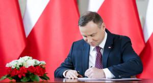 Prezydent podpisał nowelę ws. handlu uprawnieniami do emisji