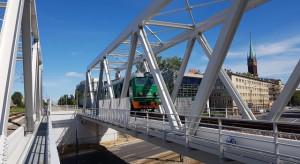 Warszawskie wiadukty kolejowe zdały egzamin z prób obciążeniowych