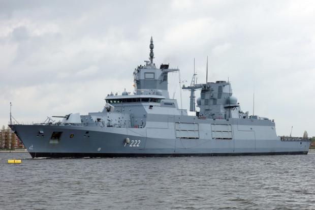 Tonie niemiecka stocznia Marine Systems