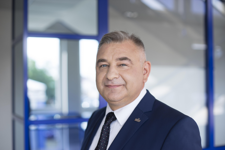 Jacek Janiszek prezesem Puław był do sierpnia ubiegłego roku. Fot. mat. pras.
