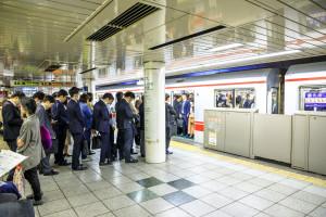 Będą zatory na kolei w związku z Igrzyskami Olimpijskimi. Tokio ma sposób