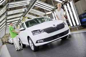 Škoda zmodernizowała swoje zakłady. Koncern sięga po roboty