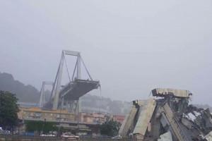 Akcja zakończona. Jest ostateczny bilans ofiar katastrofy wiaduktu w Genui