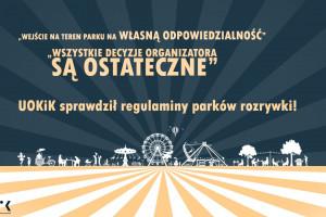 Nieprawidłowości w polskich parkach rozrywki