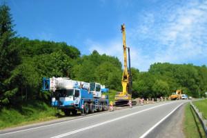 Ważna droga krajowa zostanie zamknięta na czas przebudowy. Nawet do połowy listopada