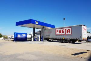 Francuski koncern stawia na ruch ciężarowy