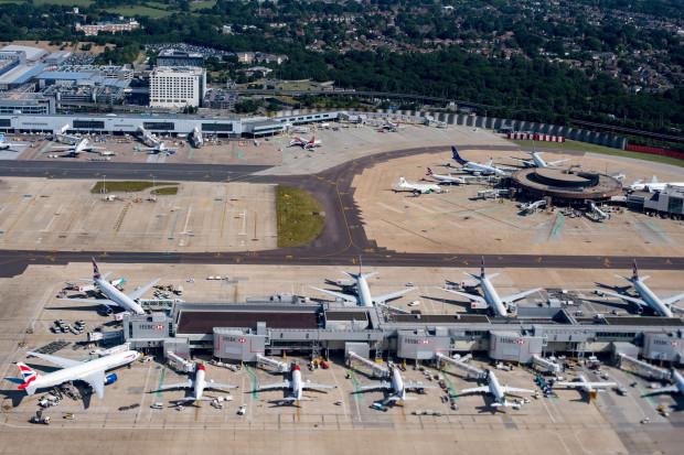 Lotnisko Gatwick doświadczyło awarii systemu IT