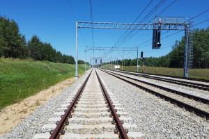 Budimex ukończył kolejową inwestycję. Pociągi pojadą 200 km/h