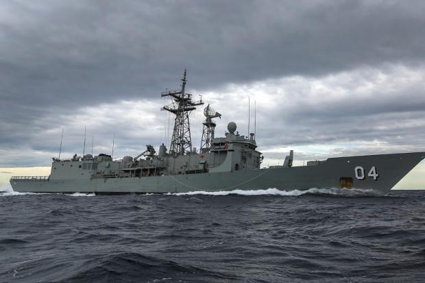 """Australijskie fregaty Adelaide pod polską banderą? """"Miecznik"""" i """"Czapla"""" w powijakach"""