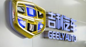 Daimler chce szerszej współpracy z chińskim Geely