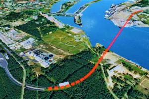 Rezygnacja z kontraktu na tunel w Świnoujściu kosztowała Włochów 10 mln zł