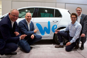 Volkswagen rozwija całkiem nowy rodzaj działalności