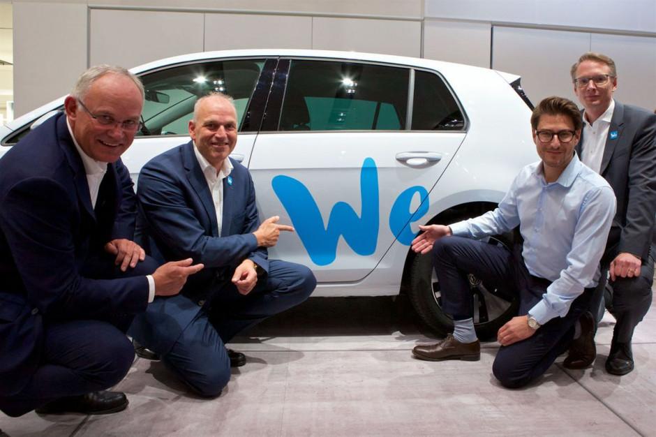 Volkswagen będzie rozwijać usługi transportowe