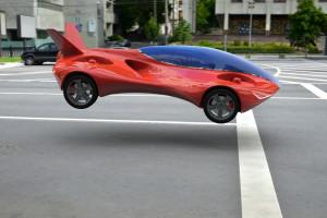 Japończycy chcą mieć latające samochody. Mają już grupę roboczą
