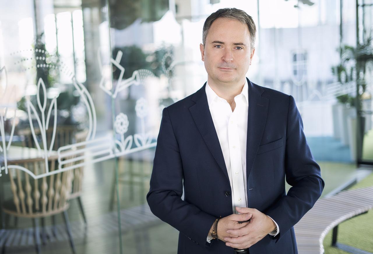 Allegro mocno stawia na rozwój w Polsce - mówi Francois Nuyts, nowy prezes Allegro. (Fot. Mat. pras.)