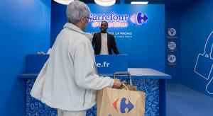 Carrefour postawił na ekologię. Ciężarówki jeżdżą mniej, a przewożą tyle samo