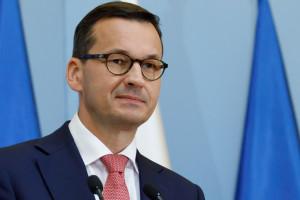 Mateusz Morawiecki zacytował Lenina w sprawie Nord Stream 2
