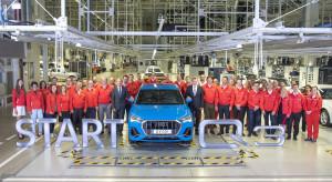 Węgrzy rozpoczęli produkcję nowej generacji Audi Q3