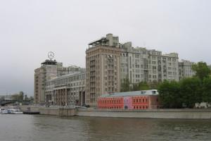 Wiceprezes stalowego giganta wypadł z okna najsłynniejszego domu w Moskwie