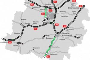 Kontrakt na budowę odcinka autostrady A1 za ponad 0,3 mld zł podpisany