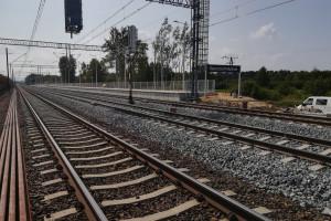 Kolejarze inwestują na najszybszej linii w Polsce