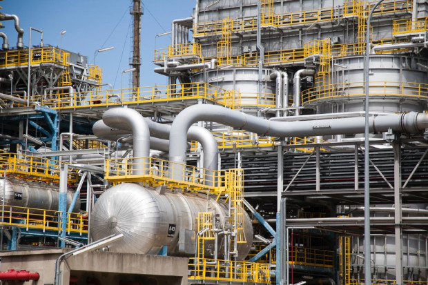 Mimo kłopotów z rosyjską ropąOrlen odnotował wzrost wykorzystania mocy produkcyjnych