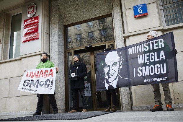 Bohdan Pękacki nowym szefem Greenpeace Polska