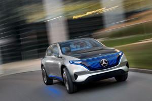 Mercedes bierze się za instalowanie ładowarek w Polsce