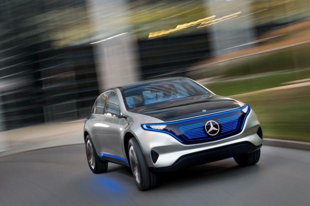 Daimler rozpocznie produkcję samochodów elektrycznych w Chinach w 2019 r.