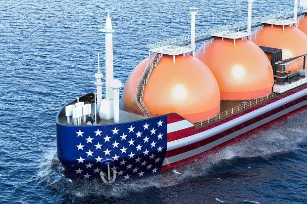 Niemcy zamierzają importować z USA skroplony gaz ziemny