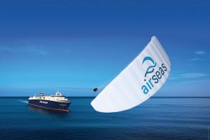 Airbus opracował latawiec, który będzie napędzał statki