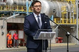 Daniel Obajtek: na początku lipca wniosek ws. połączenia Lotosu i Orlenu w Komisji Europejskiej