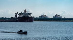 Terminal LNG w Świnoujściu przyjął już prawie 19 mld m sześc. gazu