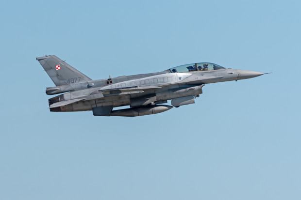 Polska przyspiesza z zakupem myśliwców nowej generacji