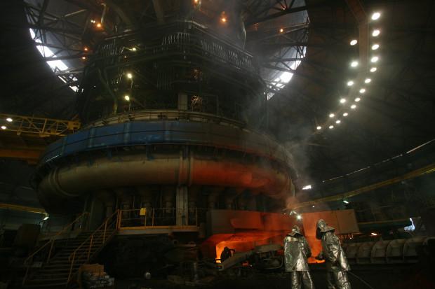 ArcelorMittal rozpoczął rozruch wielkiego pieca w Dąbrowie Górniczej