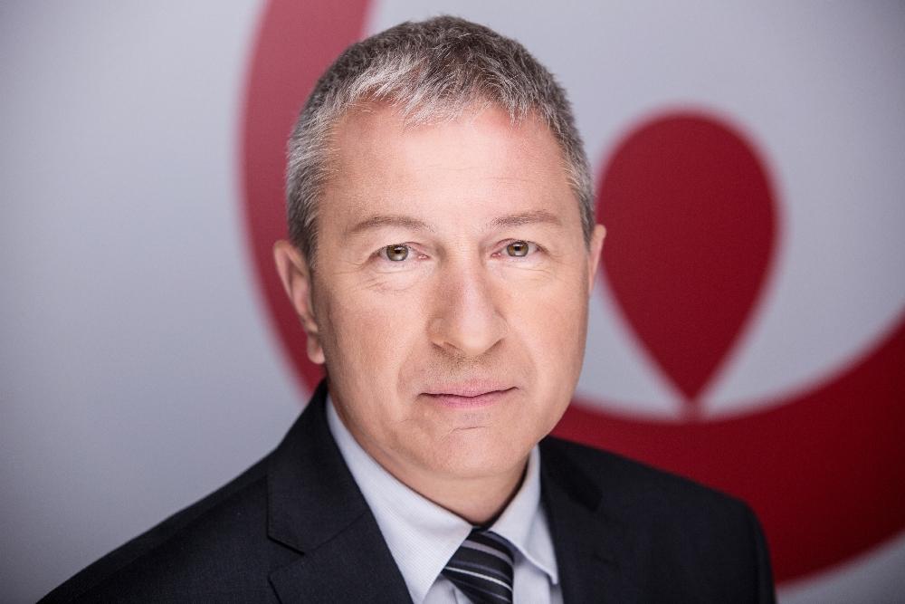 Andrzej Szymanek, prezes zarządu Veolia Industry Polska. Fot. Veolia
