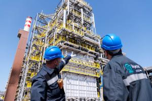 Unipetrol pobiera ropę z czeskich rezerw strategicznych