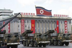 Korea Północna pokazała swój potencjał militarny. Tym razem bez rakiet dalekiego zasięgu