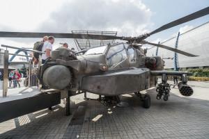 Zdjęcie numer 1 - galeria: Bomby, czołgi, drony... tak teraz wygląda nowoczesne uzbrojenie