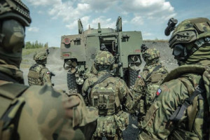 Ambitne plany polskiej spółki zbrojeniowej. Pokazali nowość na skalę światową