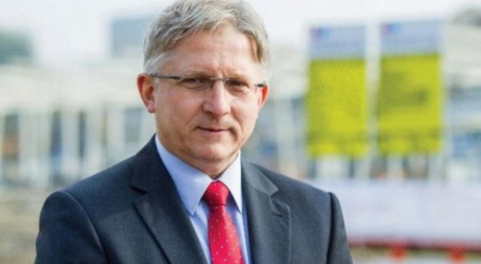 Roman Przybył, prezes Elektrobudowy. fot. mat. pras.