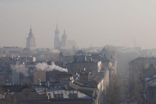 Smog. Polska czerwoną plamą na mapie Europy. Jest szansa, by to zmienić?