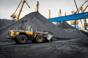 Spory spadek cen węgla energetycznego