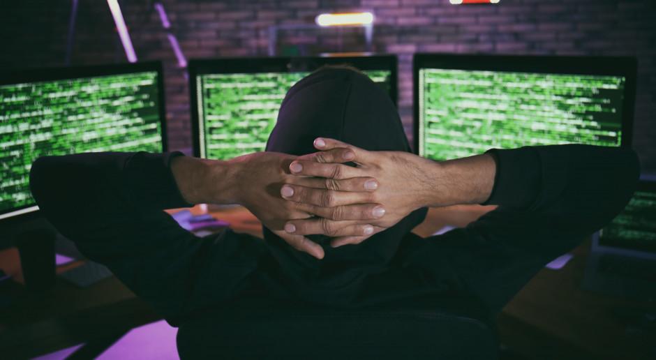 Hakerzy atakowali polskie firmy blisko 380 razy w miesiącu