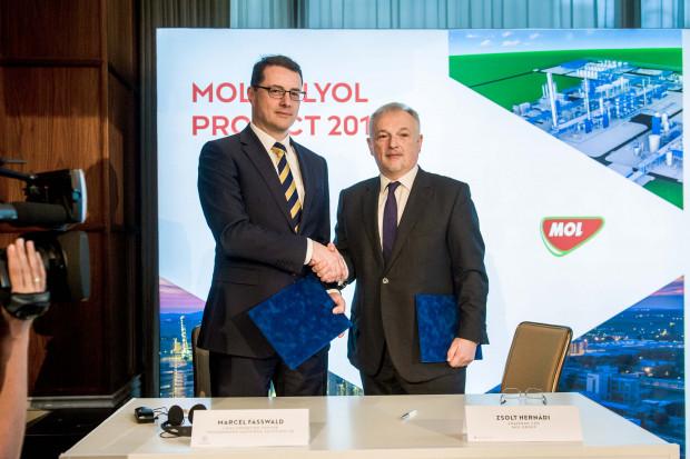 Kluczowa inwestycja grupy MOL dostała zielone światło