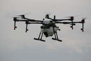 Zbudują system zarządzania lotami dronów. W powietrzu ma być bezpiecznie