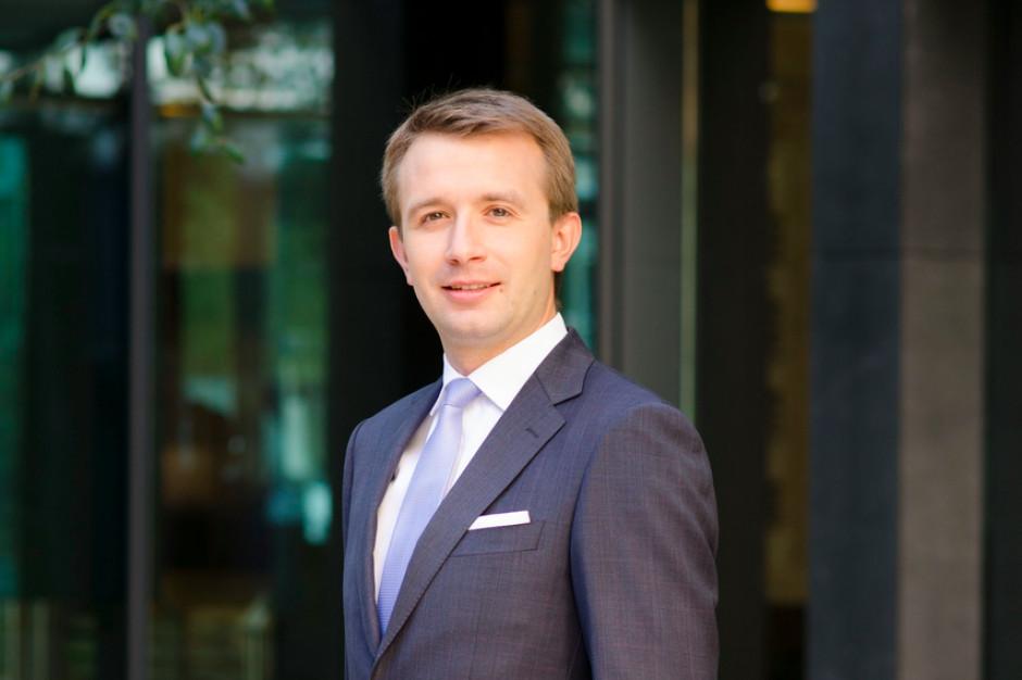 Rafał Rzeszotarski, dyrektor Generalny Sun Investment Group w Polsce. Fot. Mat. pras.