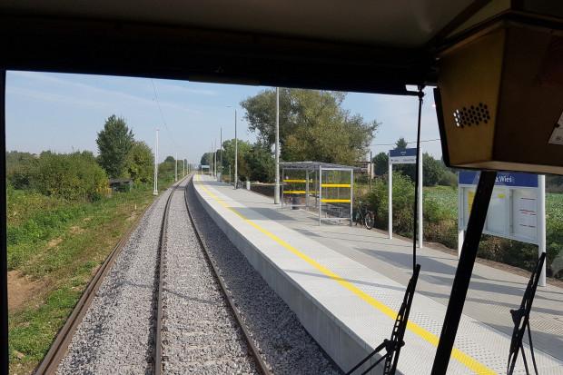 Pociągi wróciły na zmodernizowane tory między Lublinem i Kraśnikiem