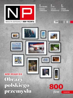 Magazyn Gospodarczy Nowy Przemysł 4/2018